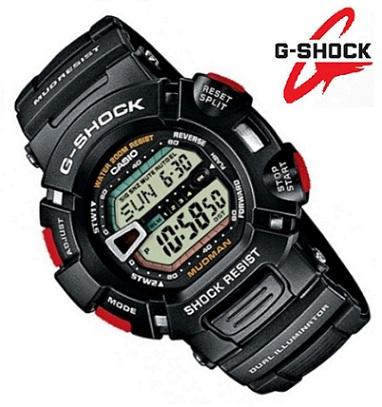 CASIO G-9000 DO SZKOŁY G-SHOCK MUDMAN WR 200M W-wa
