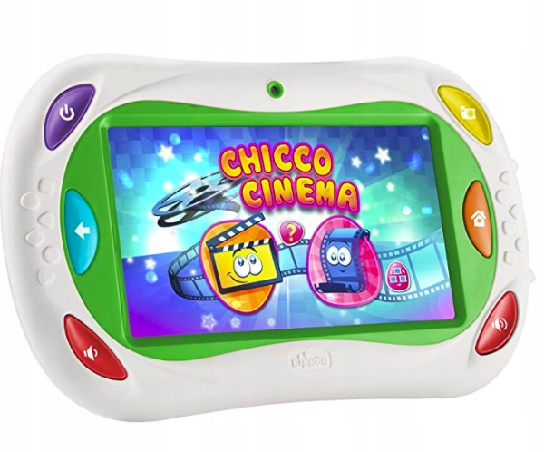 tablet Chicco Happy Tab, White