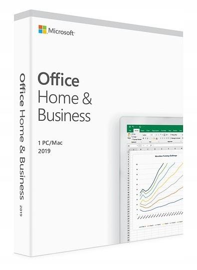 Ms Office 2019 Dla Domow I Malych Firm Esd Win Mac 7647074549 Oficjalne Archiwum Allegro