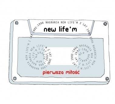 New Life'm - Pierwsza miłość (w folii)