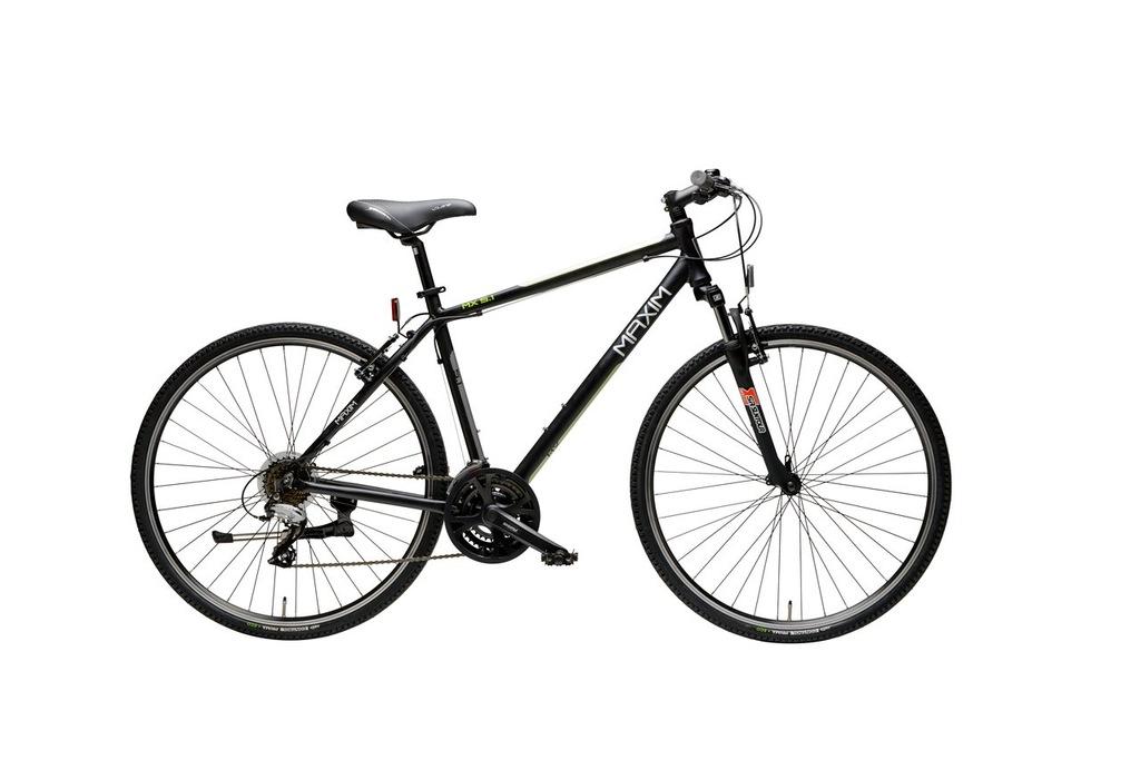 Rower crossowy 28'' MAXIM MX 5.1 20'' Czarny M R18