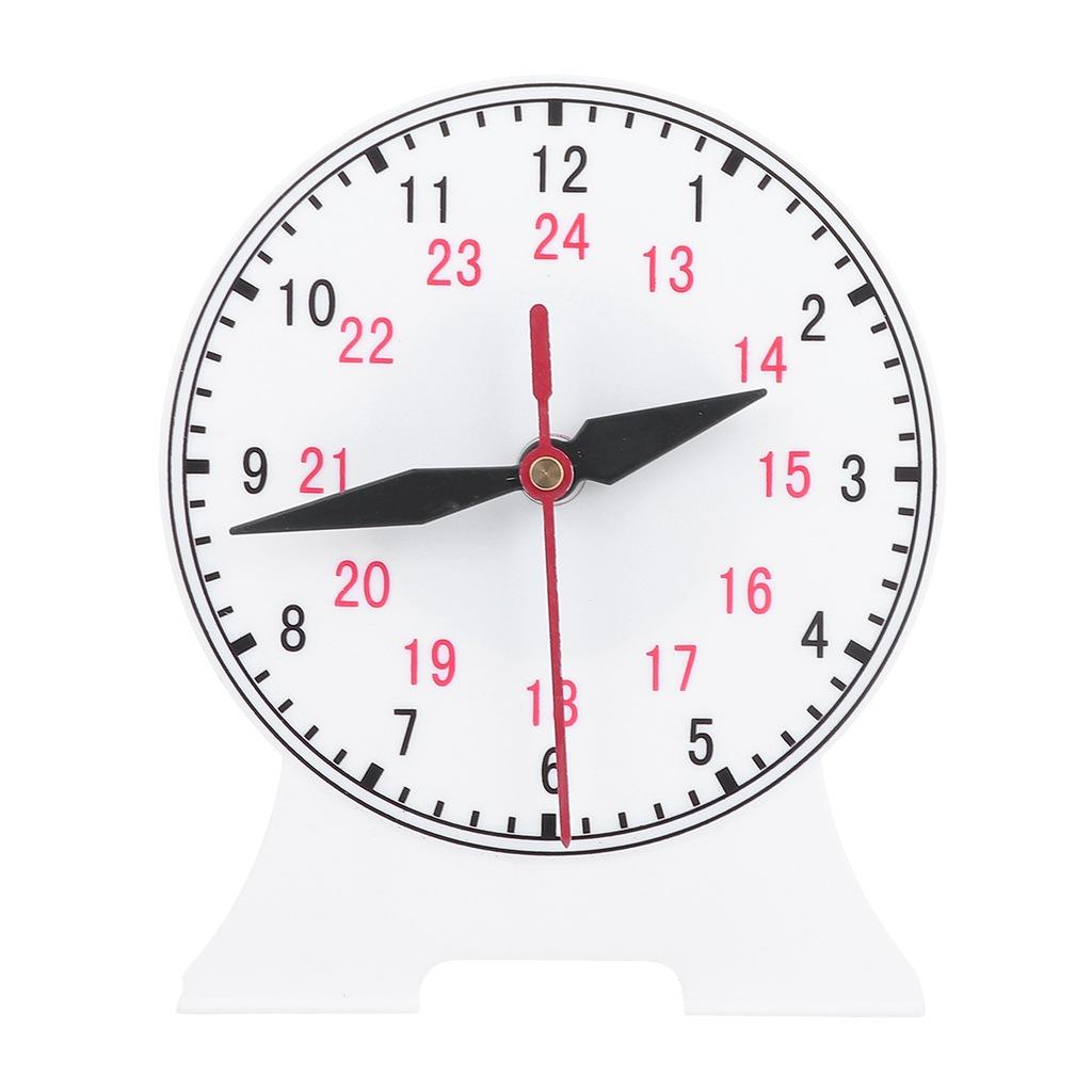Model Zegar Pomoce dydaktyczne 3-pinowe biżuteria