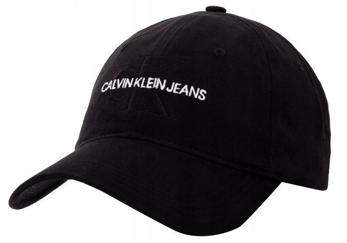Czapka z daszkiem Calvin Klein Side Logo