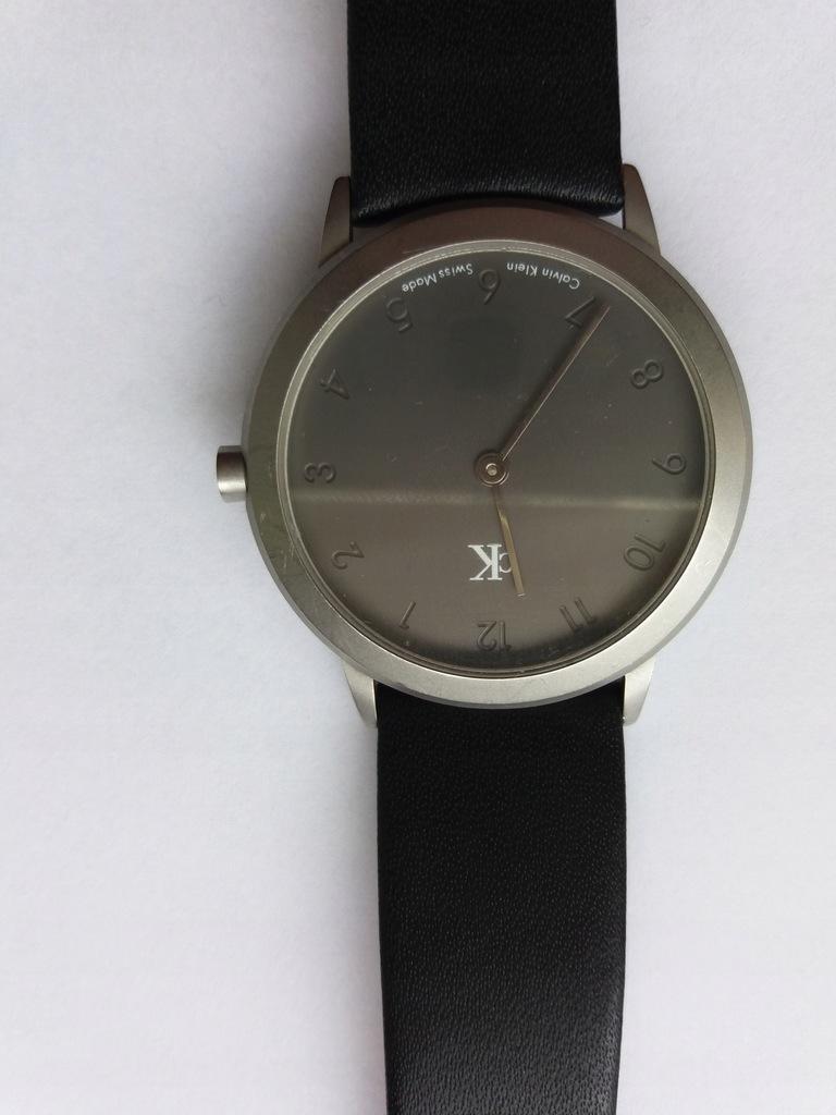 Oryginalny zegarek Calvin Klein Swiss Made