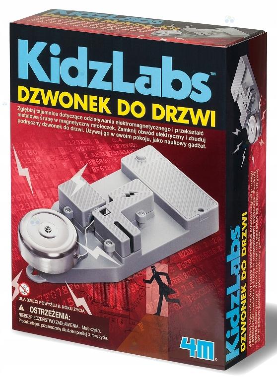 DZWONEK DO DRZWI - KIDZ LABS 4M