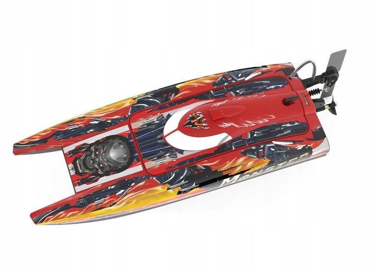 Motorówka Monster 2.4GHz, ARTR