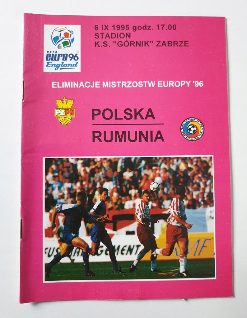 PROGRAM POLSKA - RUMUNIA 1995