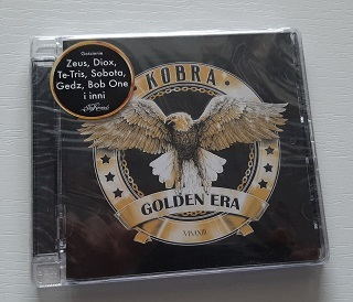 KOBRA GOLDEN ERA FOLIA