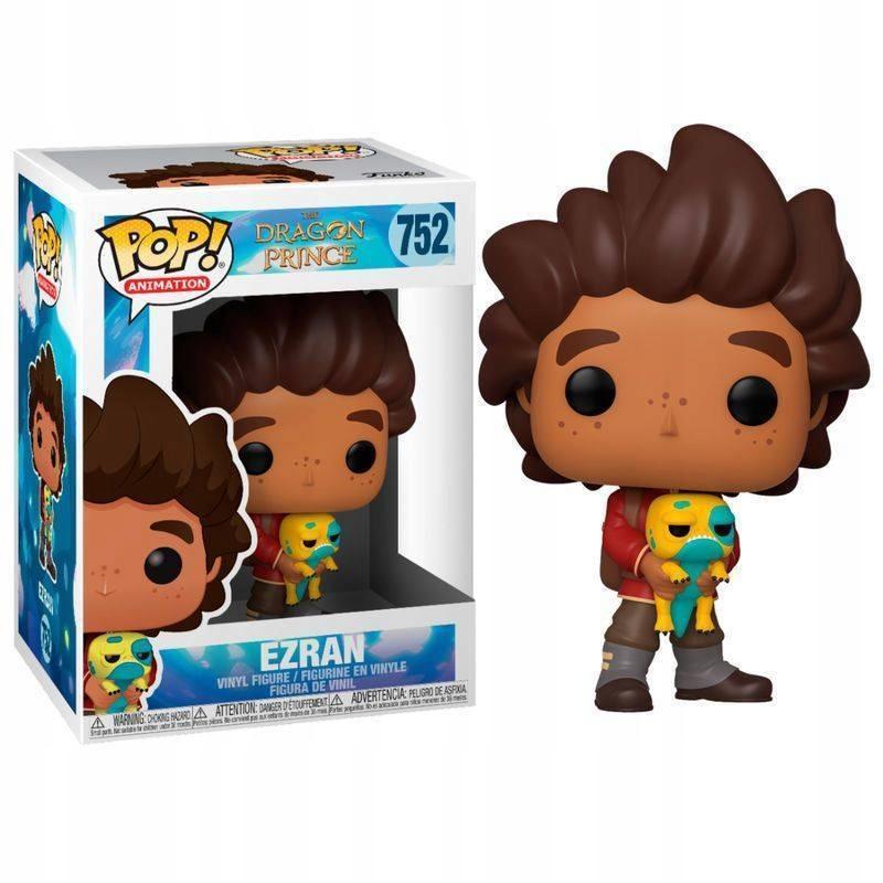Figurka Funko Smoczy Książę POP! - Ezran