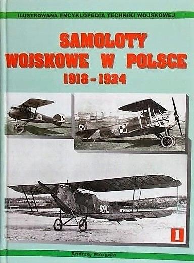 SAMOLOTY WOJSKOWE W POLSCE 1918-1924