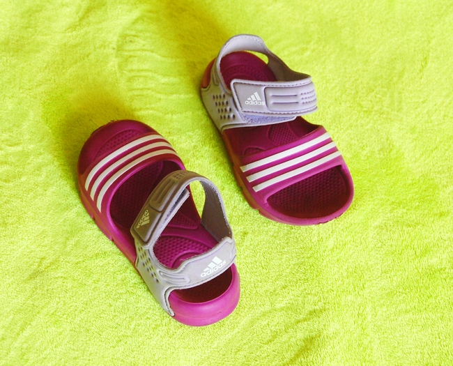 sandały sportowe 25 Adidas