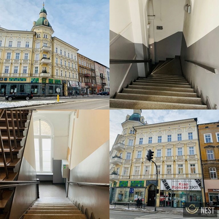 Biuro, Szczecin, Centrum, 82 m²