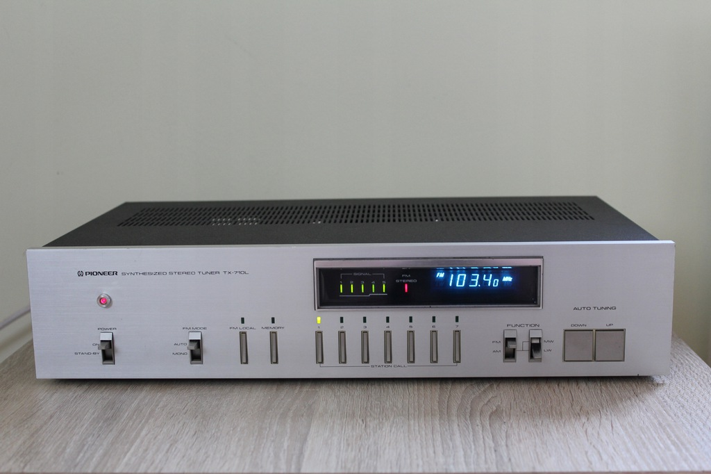 Tuner Radiowy PIONEER TX-710L \\Vintage//