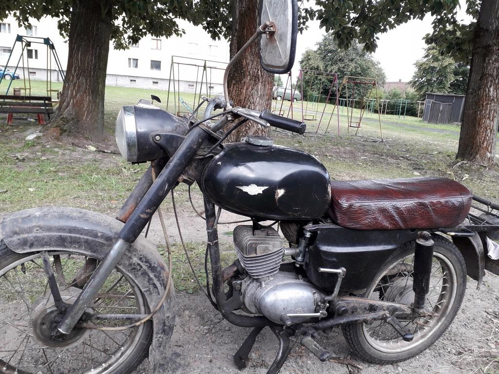 Motor Wsk 125 8363894312 Oficjalne Archiwum Allegro