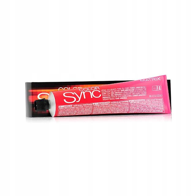 Matrix ColorSync 5RR+ - Farba bez amoniaku 90 ml