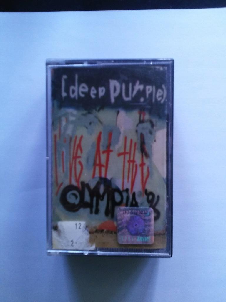 DEEP PURPLE LIVE AT THE OLYMPIA PARIS