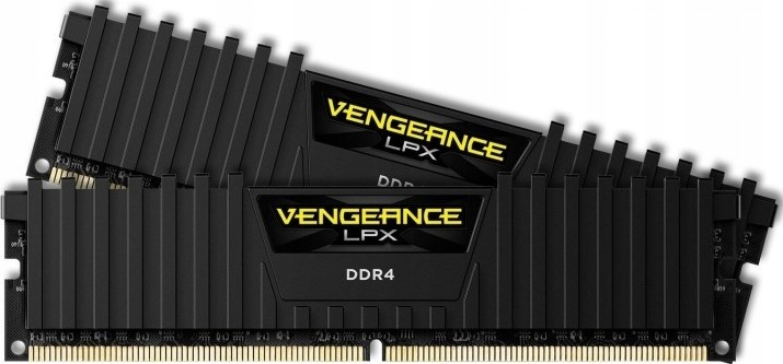 CORSAIR VENGEANCE 32 GB DDR4 2x16GB 2666MHz CL16