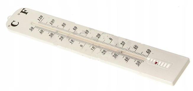 Termometr xxl duży halowy 39cm zewnętrzny zawiesza