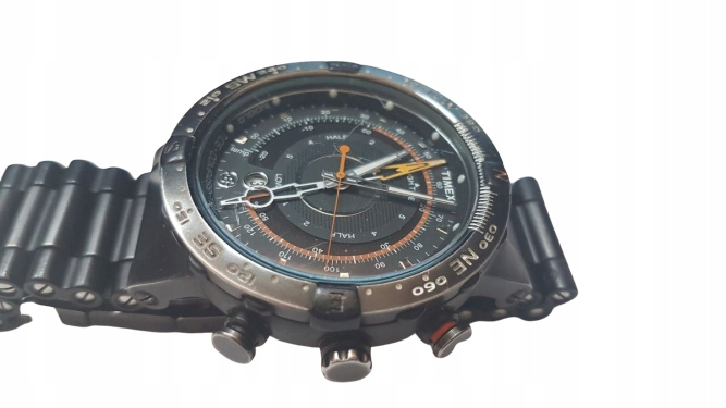 Timex T2N720 Adventure Series Tide Temp Compass