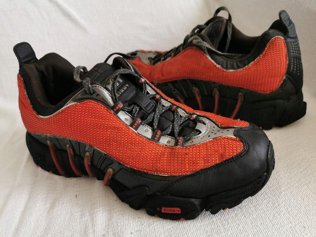HELLY HANSEN KIKUT r 43 buty trekkingowe męskie