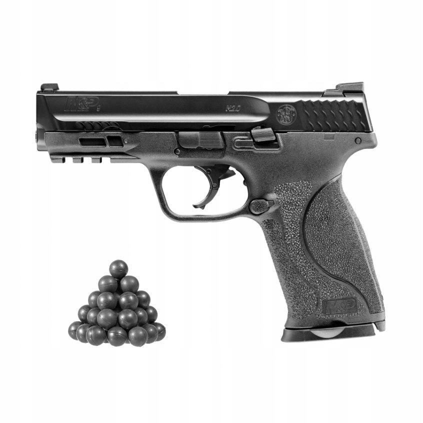 Pistolet na kule gumowe RAM Smith&Wesson