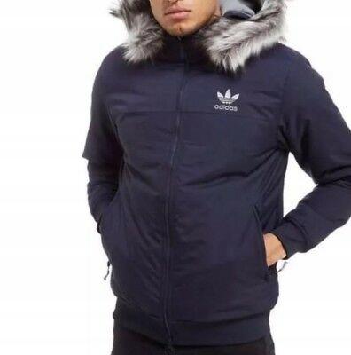 Kurtka Adidas Trefoil Fur NOWA