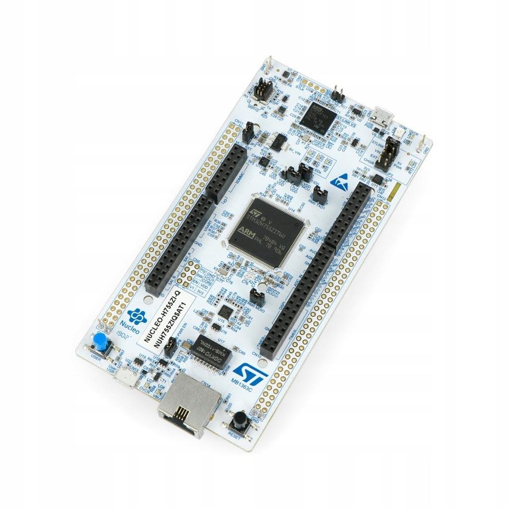 Moduł STM32 NUCLEO-H755ZI-Q ARM Cortex M7/M4
