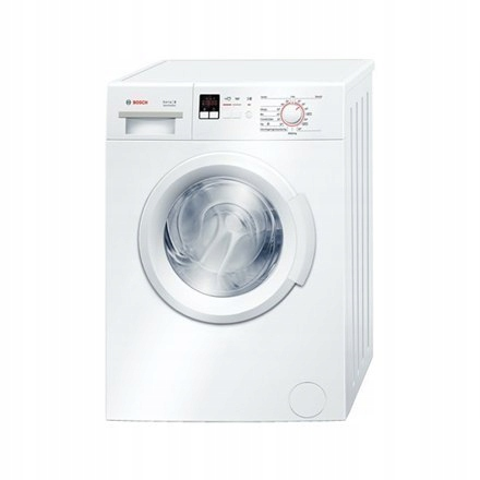 Bosch Washing machine WAB24166SN Front loading, Wa