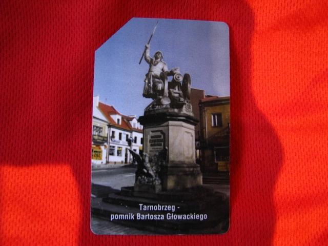karta Tarnobrzeg -Bartosz Głowacki