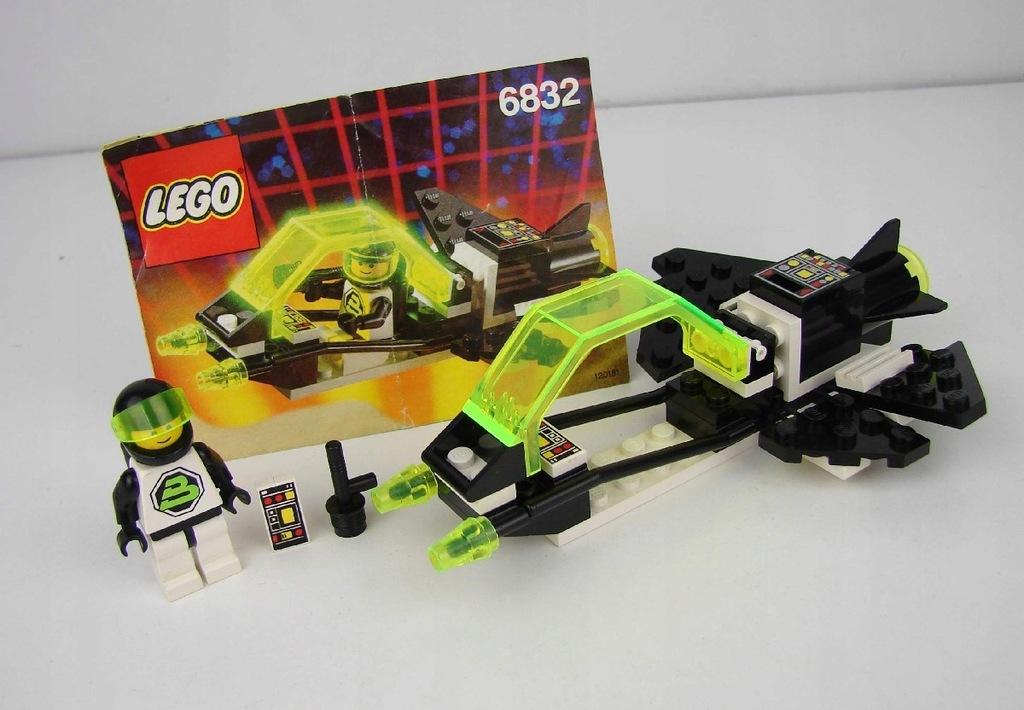 LEGO 6832 Super Nova Ii Space GBB