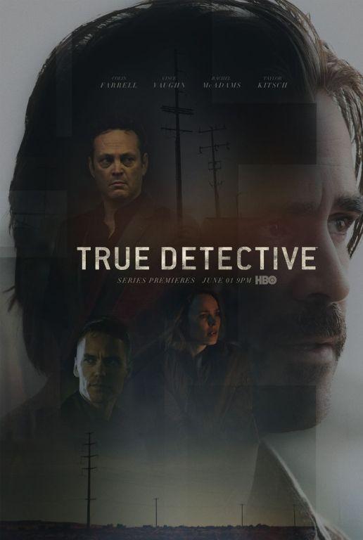 TRUE DETECTIVE SEASON 2 - wers. ANG.