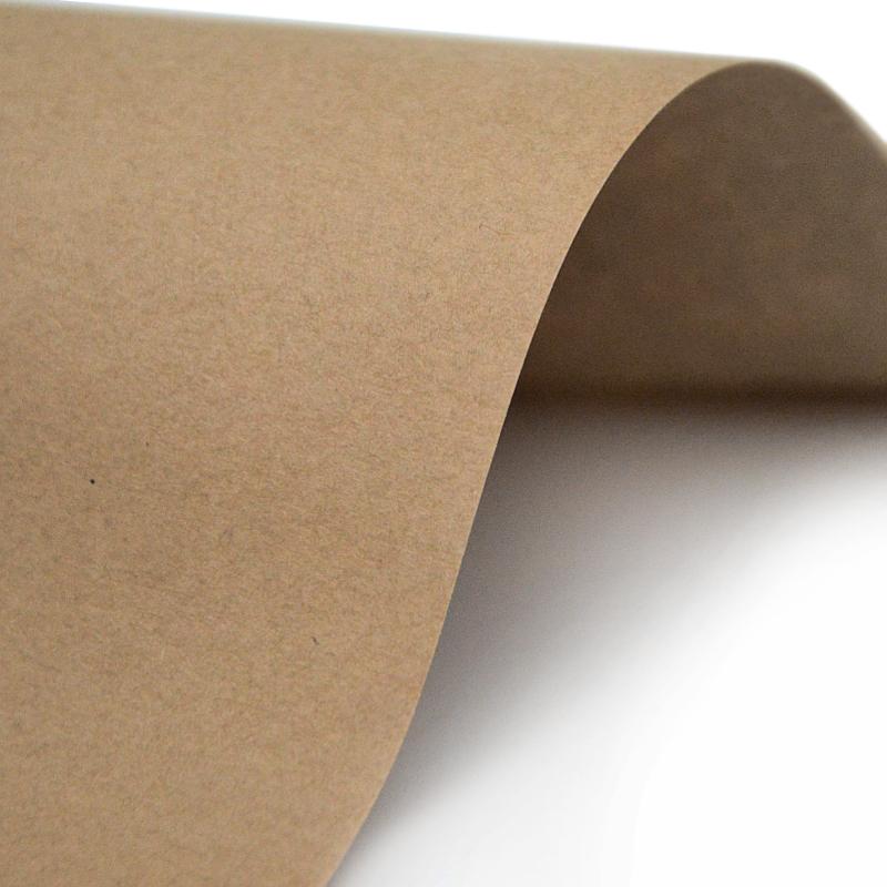 Papier KRAFT Eko brąz/szary 300 g A4/1000 ark HURT