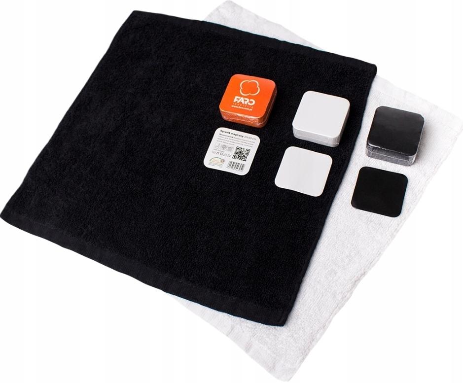 Ręcznik magiczny 30x30 FROTTE biały 400 g