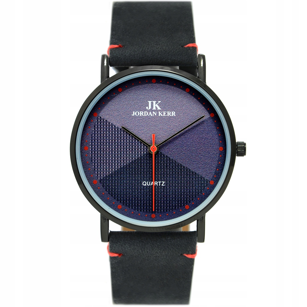Zegarek uniseks Jordan Kerr C3113AGX slim