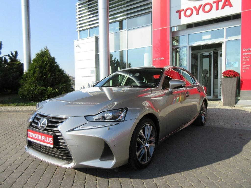 Lexus IS 200t Elegance, Faktura VAT, Polski Salon,
