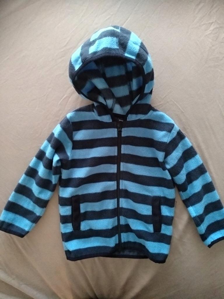 sweter Lupilu r.98-104 z kaputerem