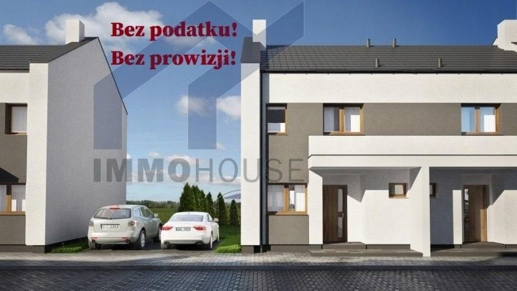 Dom Komorniki, poznański, 79,00 m²