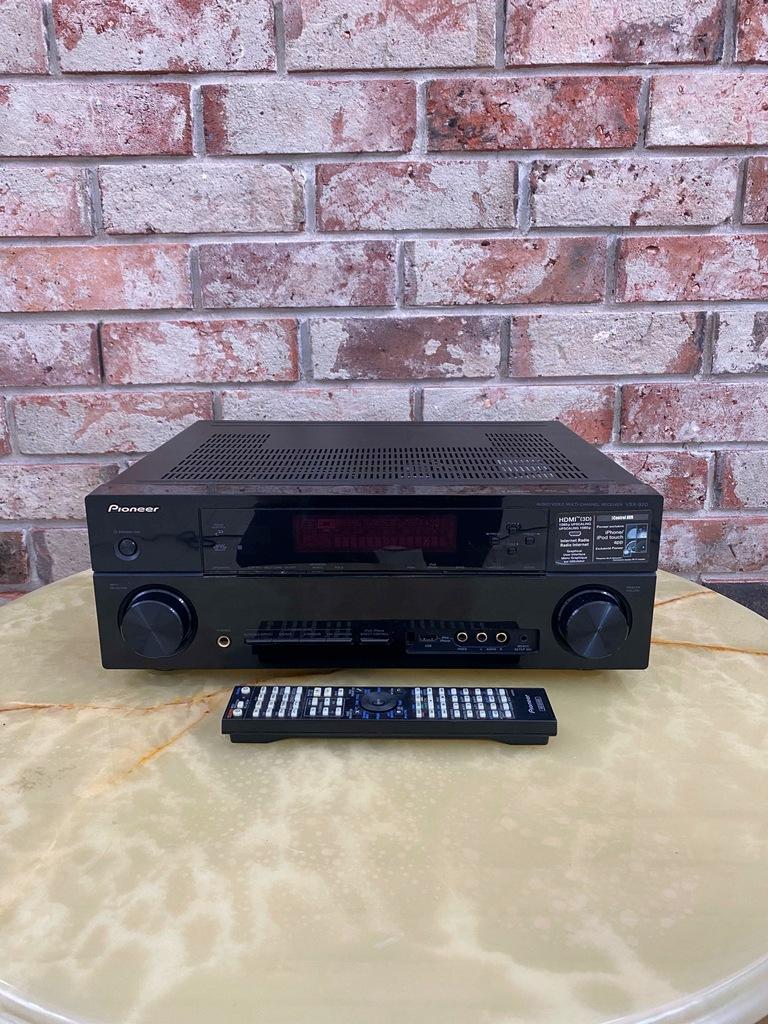 Pioneer VSX-920 98 dB uszkodzony licytacja