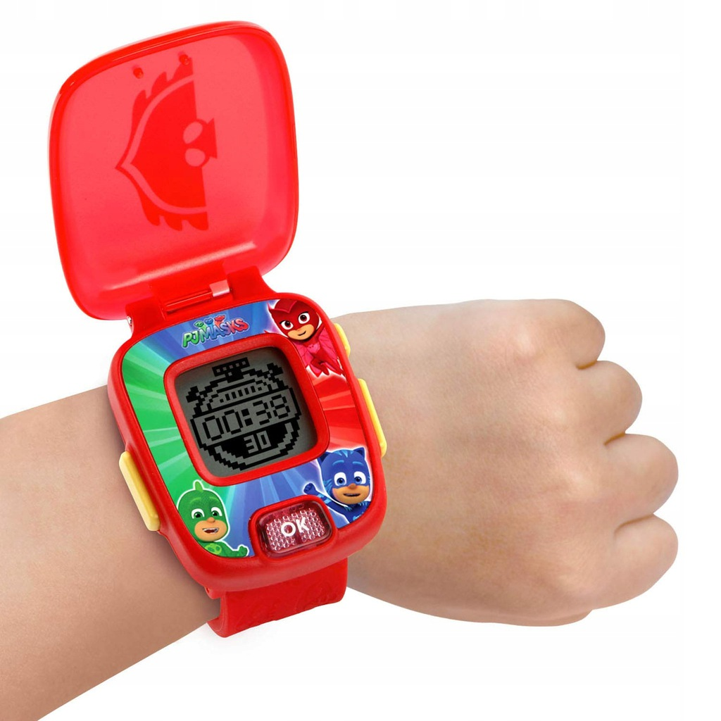 Zegarek na rękę Owlette Pj Masks Vtech Pidżamersi