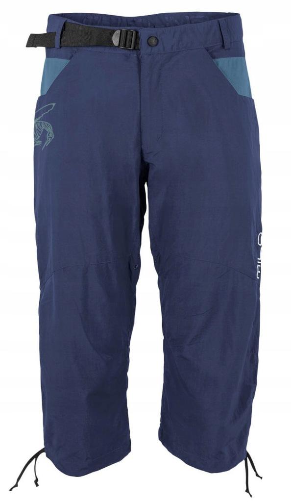 Spodnie wspinaczkowe męskie Milo Aki 3/4 XL