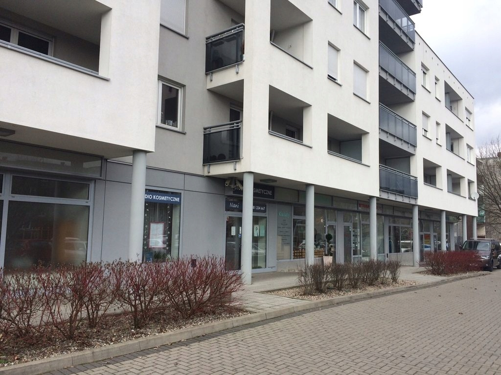 Komercyjne, Poznań, Grunwald, 81 m²