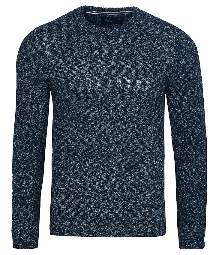 Sweter swetr męski Pepe Jeans ciepły MIĘKKI M