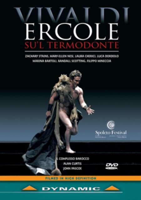 Ercole Su'l Termodonte: Teatro La Fenice (Curtis)