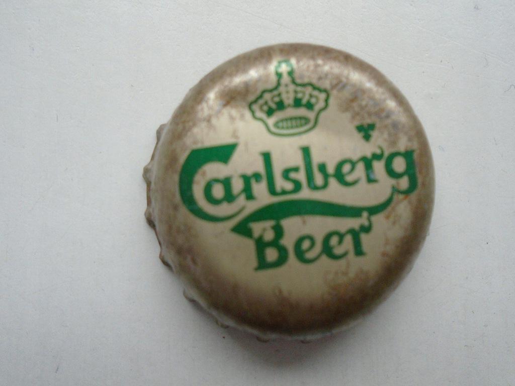 carlsberg butelkowany syg. Td/6
