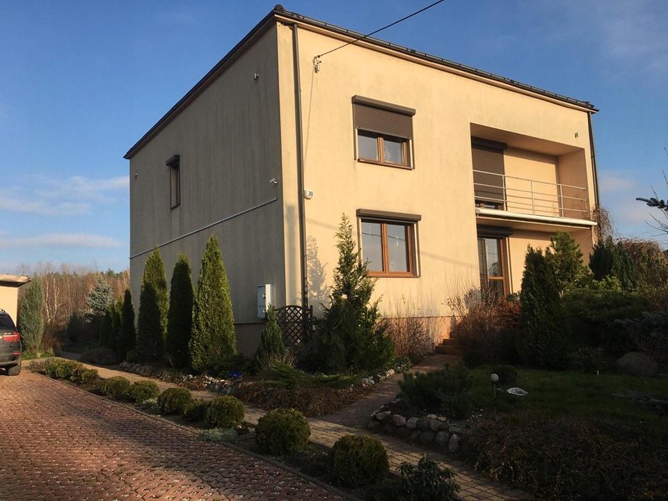 Dom wolnostojacy Mława 300m2 z dużą działką