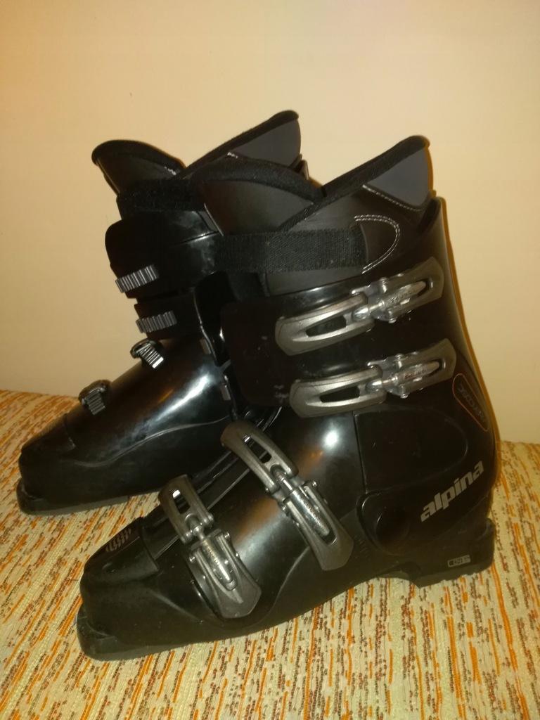 Buty narciarskie ALPINA Discovery D 4.1 rozmiar 46
