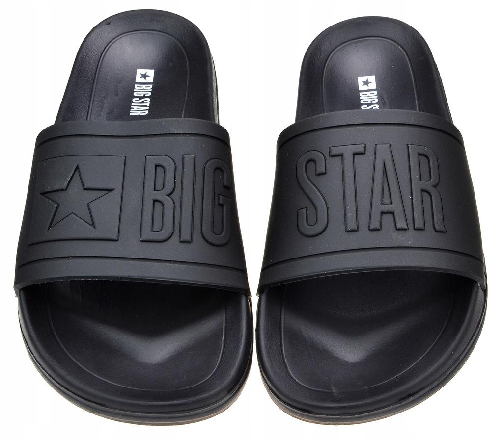 KLAPKI MĘSKIE BIG STAR DD174690 BASEN PLAŻA 41