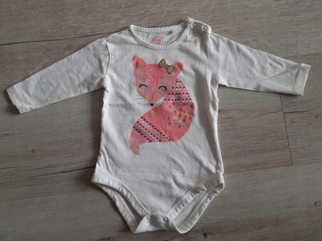 Body niemowlęce COOL CLUB-SMYK - Rozm.62, 2-4 m-ce