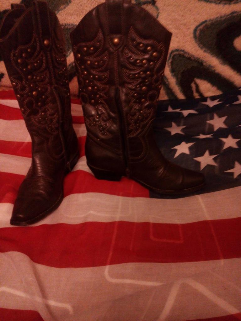 Kowbojki Graceland z USA