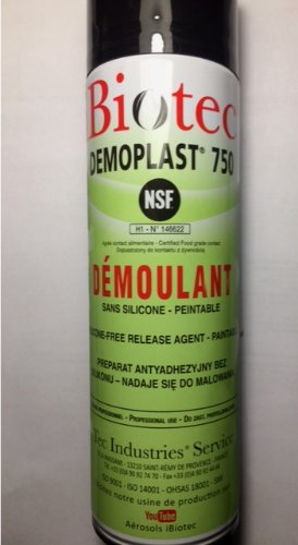 Demoplast 750 preparat do form atest NSF 650ml